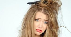 علل شایع خشکی مو